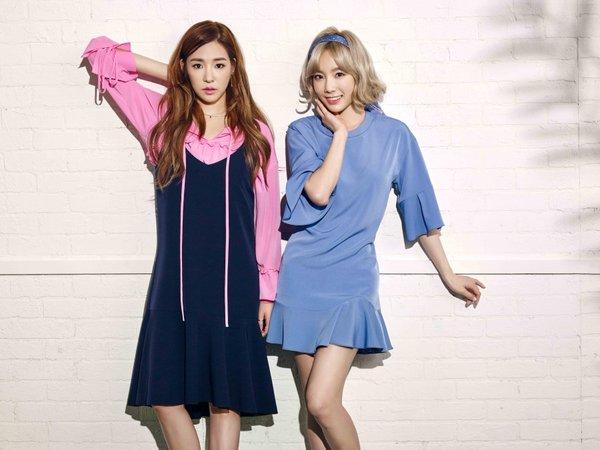 Tiffany Ungkap Perbedaan Konsep Debut Solonya dan Taeyeon SNSD
