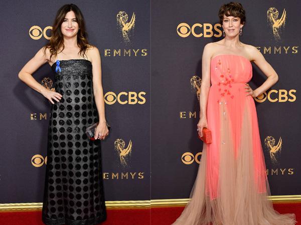 5 Selebriti dengan Busana Terburuk di Emmy Awards 2017