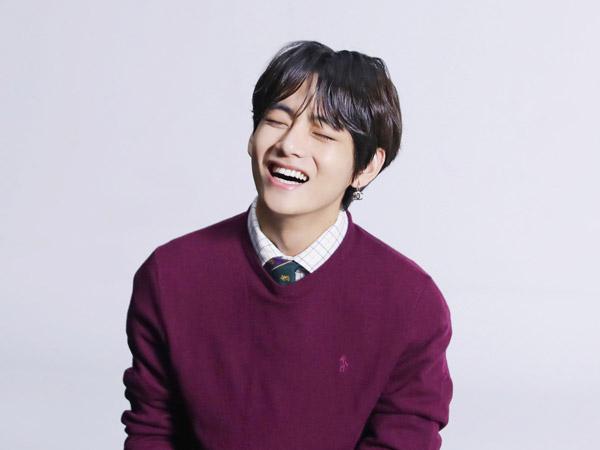 V BTS Dikabarkan Isi OST Drama Park Seo Joon 'Itaewon Class'