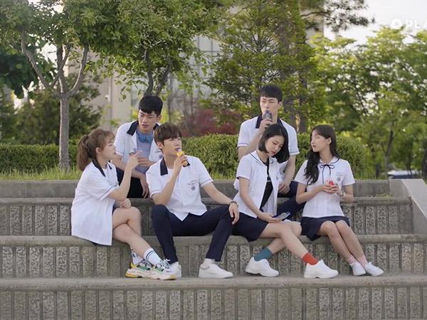 Sukses Gambarkan Kehidupan Pelajar, 'A-Teen' Jadi Web Drama Terpopuler Saat Ini di Korea