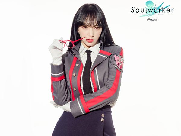 Cheng Xiao WJSN Bertranformasi Jadi Karakter Game Online Soulworker