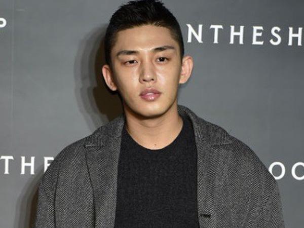 Drama 'Six Flying Dragons' Usai, Yoo Ah In Bersiap Untuk Wajib Militer?