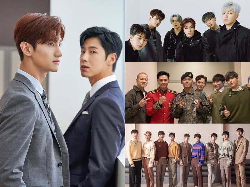 Dipandu TVXQ, Tiga Boy Group Ini Bakal Jadi Lawan The Boyz di Mnet Kingdom?