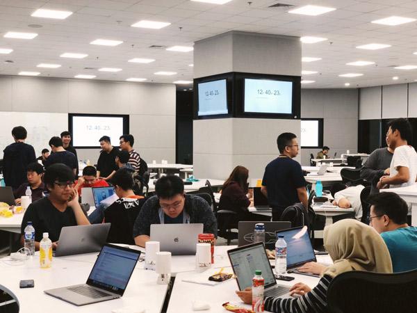 Samsan Tech Lokal, 4 Aplikasi Buatan Anak Indonesia Lulus Apple Academy