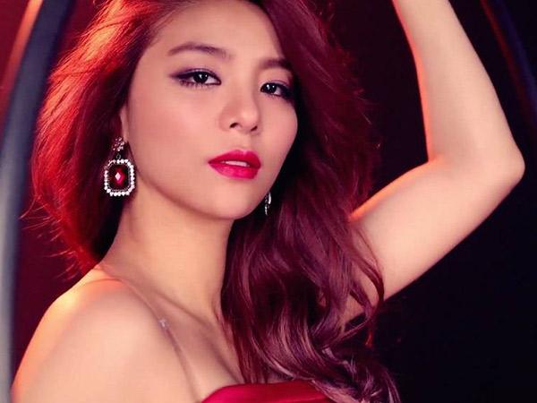 Penyanyi Ailee Nangis Ceritakan Masa Tertekannya Ketika Masa Diet