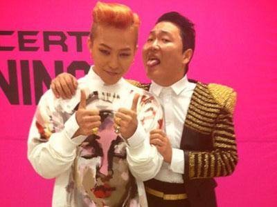 Tarian Gentleman Psy Merupakan Ide dari G-Dragon?