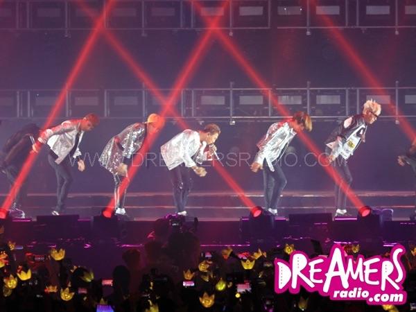 Konser K-Pop Rasa Artis Barat di Konser MADE Big Bang di Indonesia