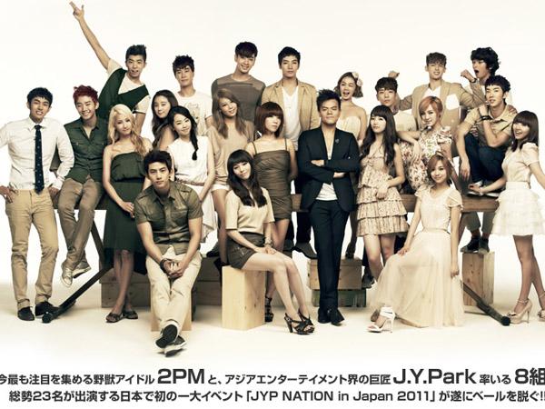 Susul YG, JYP Entertainment Juga Akan Gelar Konser Keluarga Besarnya!