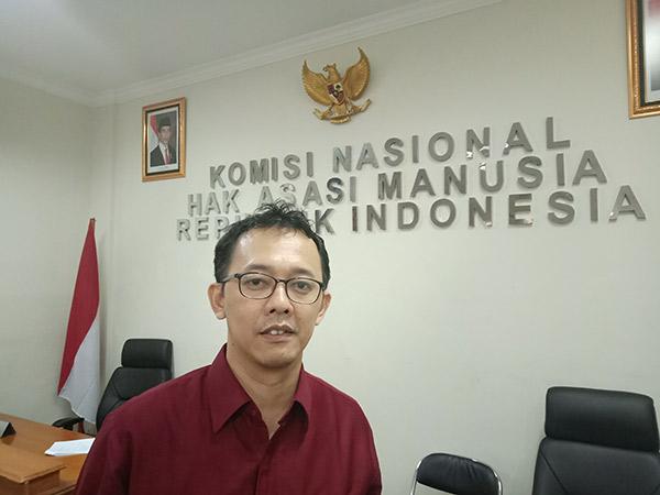 Komnas HAM Mengenai Pernyataan Jokowi: Kami Akan Tindaklanjuti Setiap Aduan