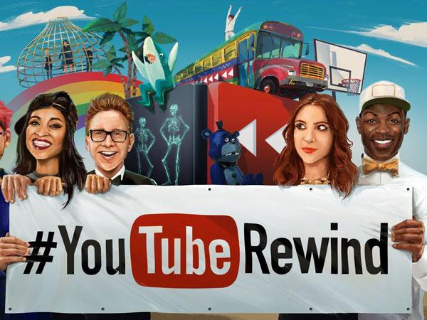 Pertama Kali dalam 10 Tahun Tak Ada Youtube Rewind di 2020