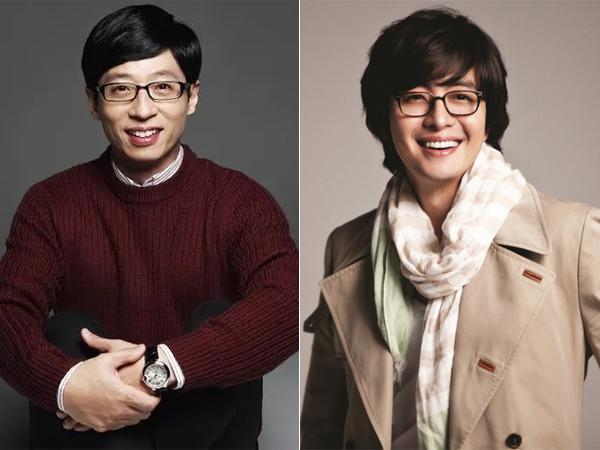 Pernah Jadi Model Bareng, Yoo Jae Suk Tak Diundang ke Pernikahan Bae Yong Joon