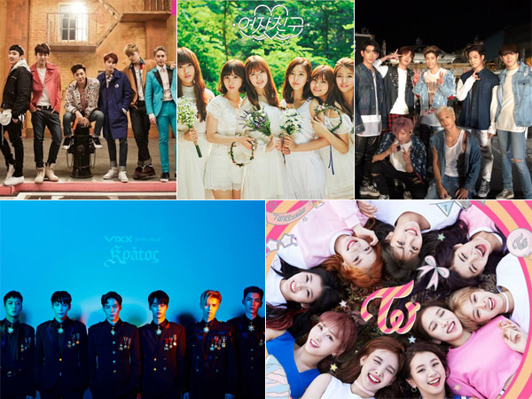 Ini Dia Grup K-Pop yang Masuk Nominasi 'Best Korea Act' MTV Europe Music Awards 2016
