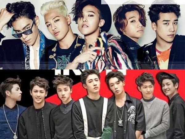 Sibuk di Studio, Big Bang dan iKON Rela Tinggalkan Liburan Tahun Baru Lunar
