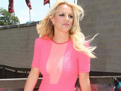 Britney Tak Ingin Ada Wanita Genit di X Factor