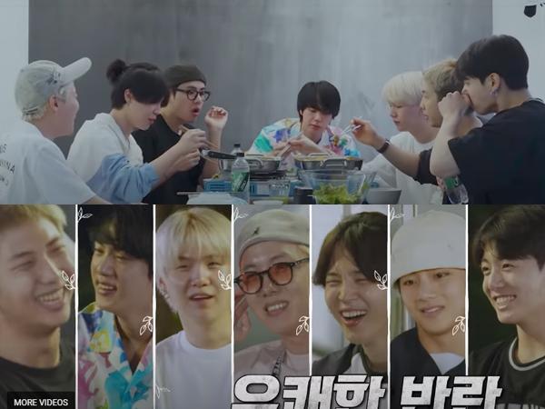 BTS Sebut 3 Aturan Penting Saat Bersantai di 'In the SOOP' Season 2