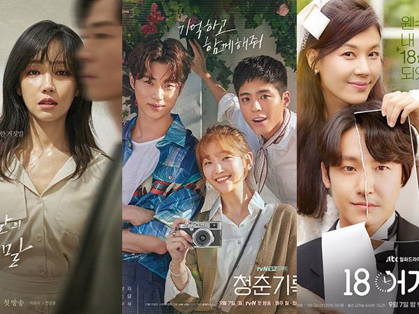 Inilah Daftar Drama Korea Baru di Bulan September 2020 (Part 1)