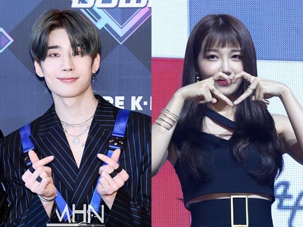 Kepergok Jalan Bareng, Eunji Apink dan Seungwoo X1 Bantah Kabar Pacaran
