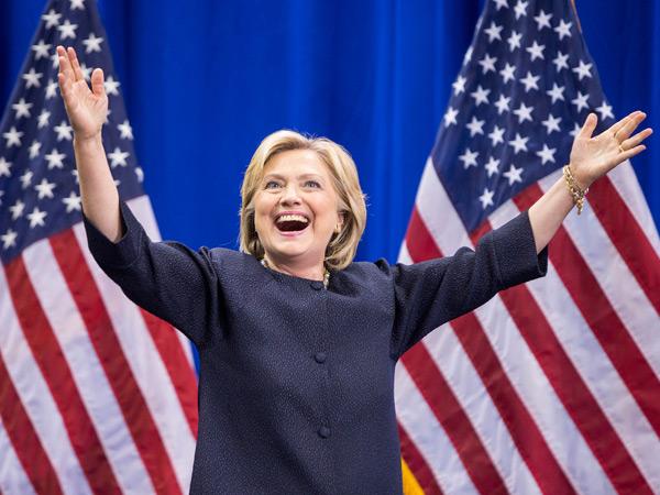 Hillary Clinton Ungguli Donald Trump Dalam Debat Pertama Calon Presiden Amerika Serikat