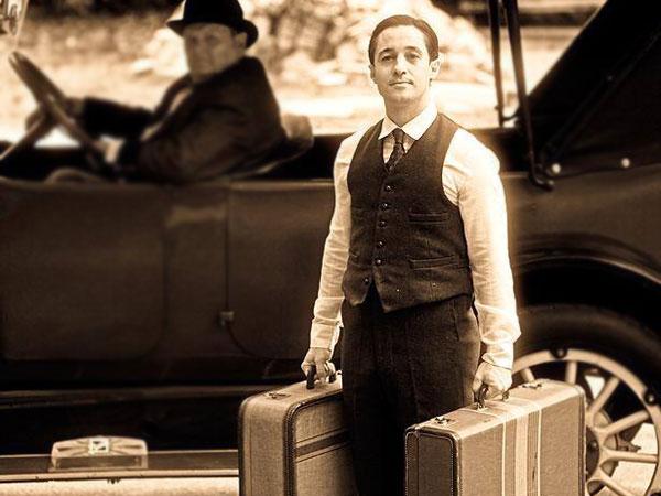 Aktor 'American Pie' Perankan Walt Disney Dalam 'Walt Before Mickey'