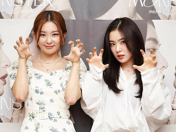 Irene dan Seulgi Bicara Tentang Persiapan Debut dan Pesona Lagu 'Monster' yang Unik