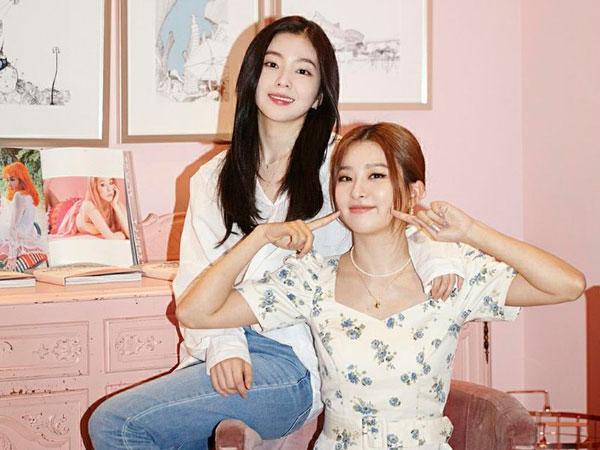 Irene & Seulgi Red Velvet Akan Tampil di Acara Virtual Majalah TIME