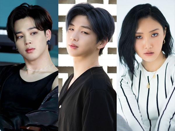 30 Idola K-Pop Paling Populer di Bulan November, Ada Biasmu?