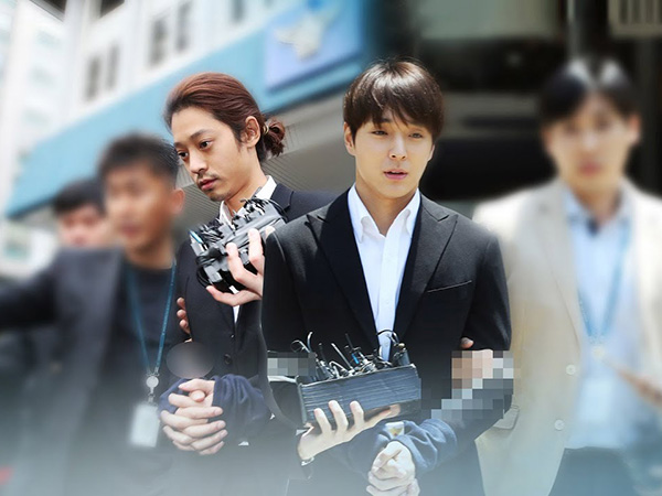 Banding Dikabulkan, Vonis Penjara Jung Joon Young dan Choi Jong Hoon Dikurangi