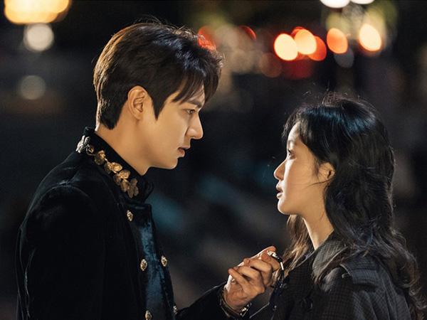 Drama The King: Eternal Monarch Rilis Teaser Pertemuan Pertama Lee Min Ho dan Kim Go Eun yang Mendebarkan