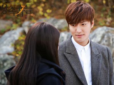 Ratusan Fans Rela Kedinginan Demi Lihat Syuting Lee Min Ho