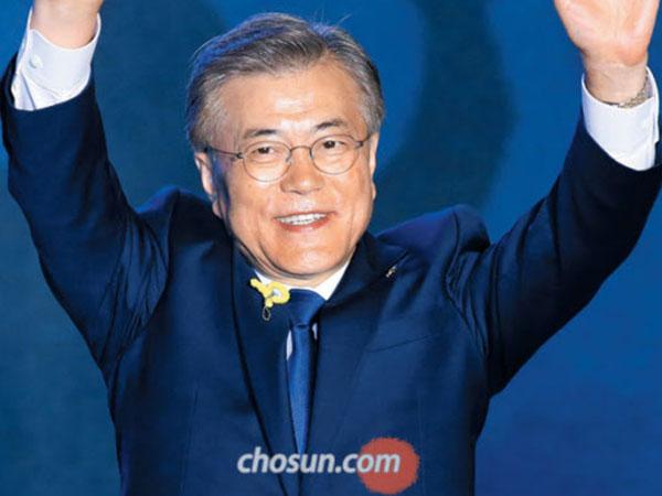 Presiden Baru Korsel Moon Jae In Pilih Langsung Kerja Tanpa Masa Transisi