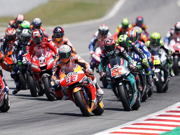 3 Rahasia Pebalap MotoGP Bisa Langsung Jalan Setelah Kecelakaan