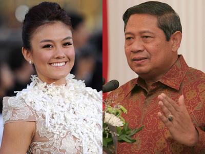 Wah, Presiden SBY Tunjukkan Dukungan untuk Agnes Monica di World Music Awards 2013
