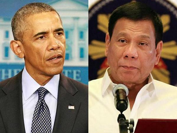 Obama Batalkan Pertemuan dengan Presiden Filipina Setelah Disebut 'Anak Pelacur'?