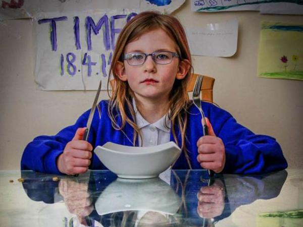Idap Kelainan, Gadis Cilik Ini Tak Bisa Rasakan Lapar, Sakit, dan Mengantuk