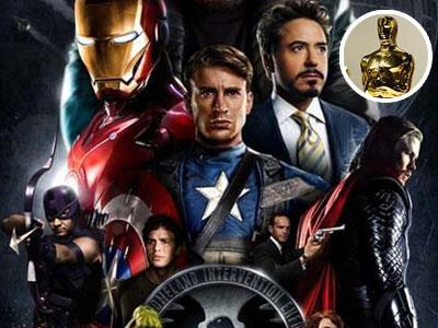Pemain The Avengers Reuni Kembali Di Oscar 2013