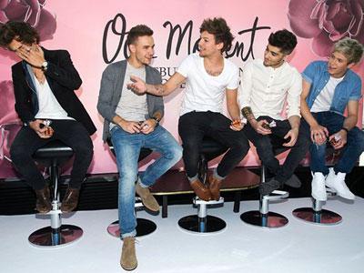 Parfum One Direction Siap Rilis Dipasaran