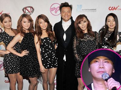 Bos YG Ungkap Gigihnya Usaha JYP Membawa Wonder Girls ke Pasar Amerika