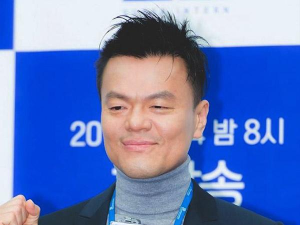 Selamat, Park Jin Young Dikaruniai Anak Kedua!