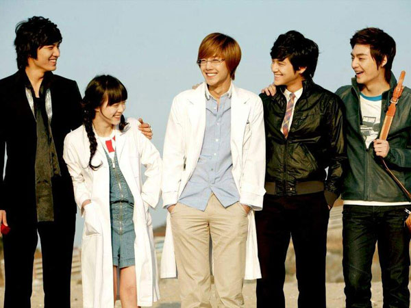 Kisah Cinta Para Pemain 'Boys Before Flowers' yang Tak Semanis dalam Drama