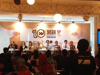 Ditahun Kesepuluh, Java Jazz Festival Akan 'Bawa' Dunia ke Indonesia