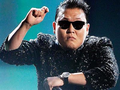 Kacamata Legendaris Milik Psy Berhasil Dilelang dengan Harga Tinggi