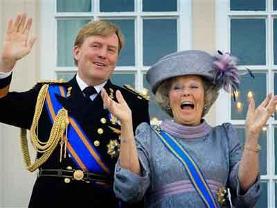 Setelah 1 Abad, Belanda Kini Dipimpin Raja