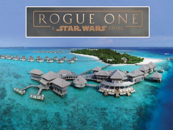Keindahan Maldives Hingga London Disinggahi Para Pemberontak Film 'Star Wars: Rogue One'