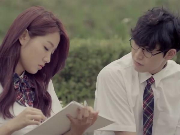 Manisnya Kisah Cinta Park Min Woo dan Soyu Sistar di MV 'Day 1' K.Will!