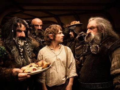Golloum Bocorkan Cerita The Hobbit