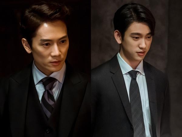 Kerja Sama Menegangkan Antara Jinyoung GOT7 dan Ji Sung di Drama 'The Devil Judge'