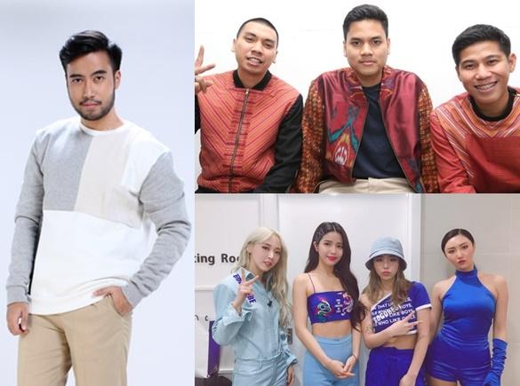 Ada Vidi Hingga MAMAMOO, Inilah Deretan Penyanyi yang Masuk Line Up Acara 'V HEARTBEAT in Jakarta'