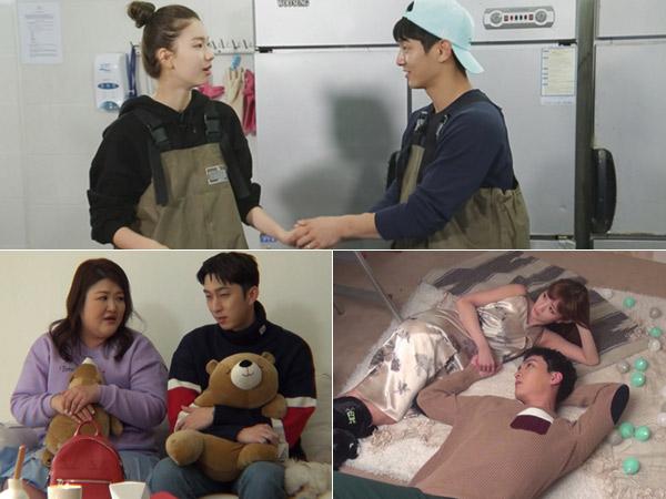 Gabungnya 'Pengantin Baru' Tambah Canda Tawa dan Keromantisan Episode 'We Got Married'