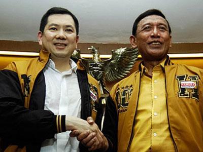 Wiranto-Harry Tanoe Nyapres, Hanura Yakin Bisa Capai 3 Besar
