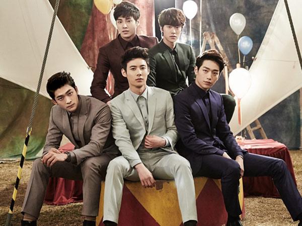 Asik, Tiga Member Tampan 5urprise Siap Hadir di 'We Got Married' Dukung Gongmyung!